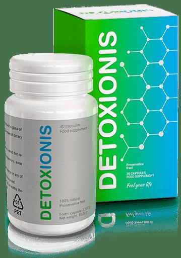 Detoxionis ¿Qué es? Indicaciones