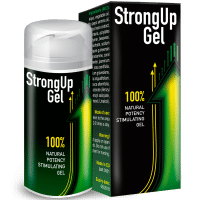 StrongUp Gel What is it? Indications