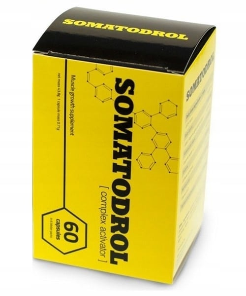 Somatodrol What is it? Indications