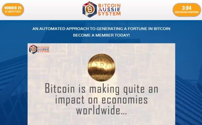 Bitcoin Aussie System Is it scam?