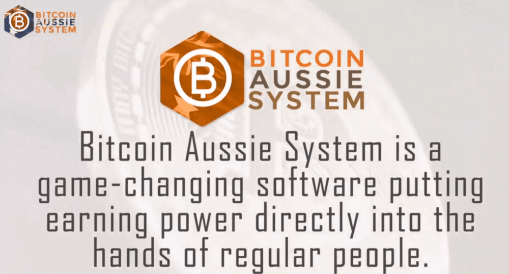 Bitcoin Aussie System How to use?