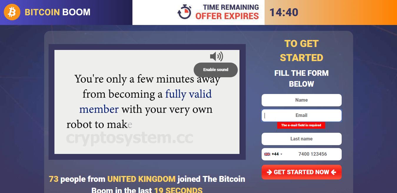 Bitcoin Boom Ist es Betrug?