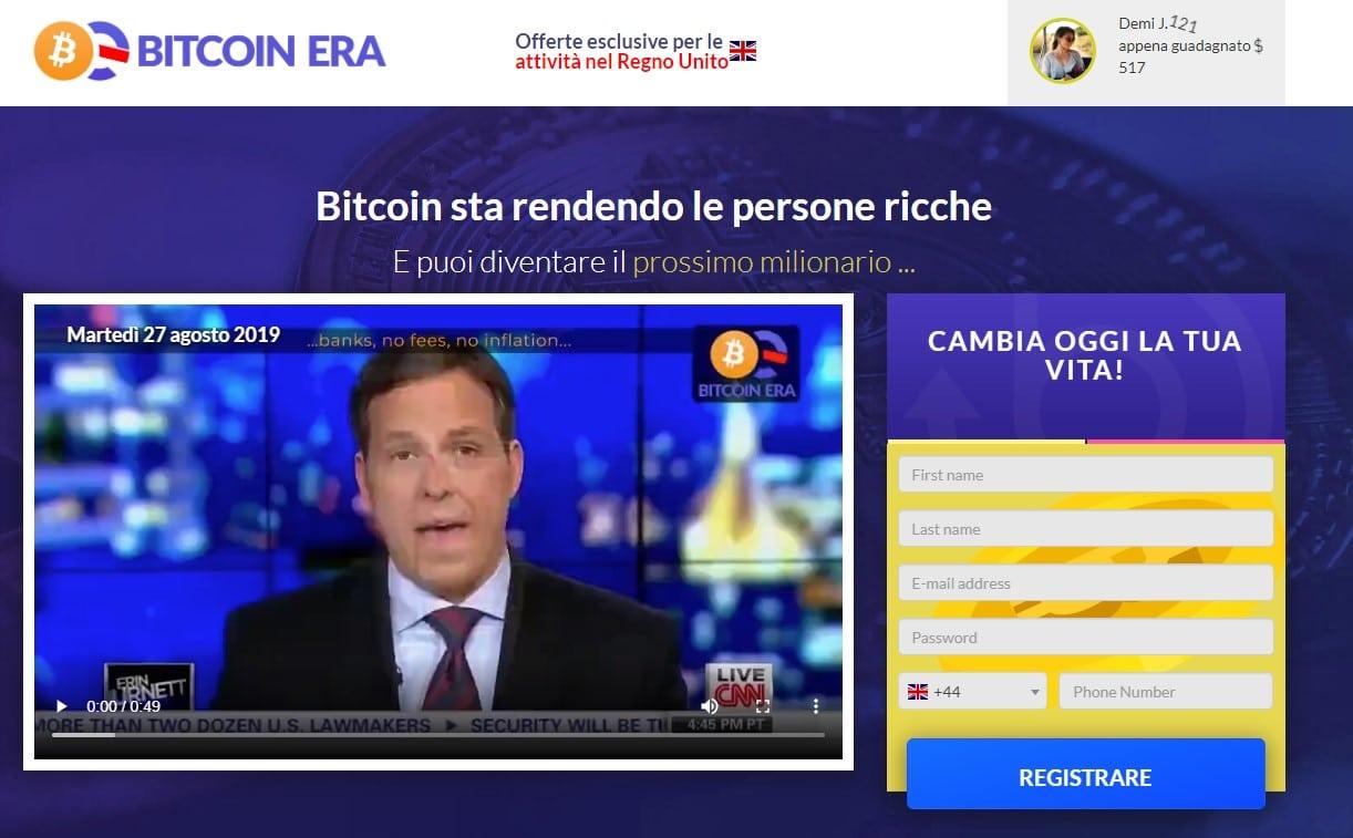 Bitcoin Era Is it scam?