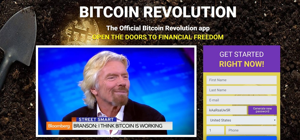 Bitcoin Revolution Is it scam?