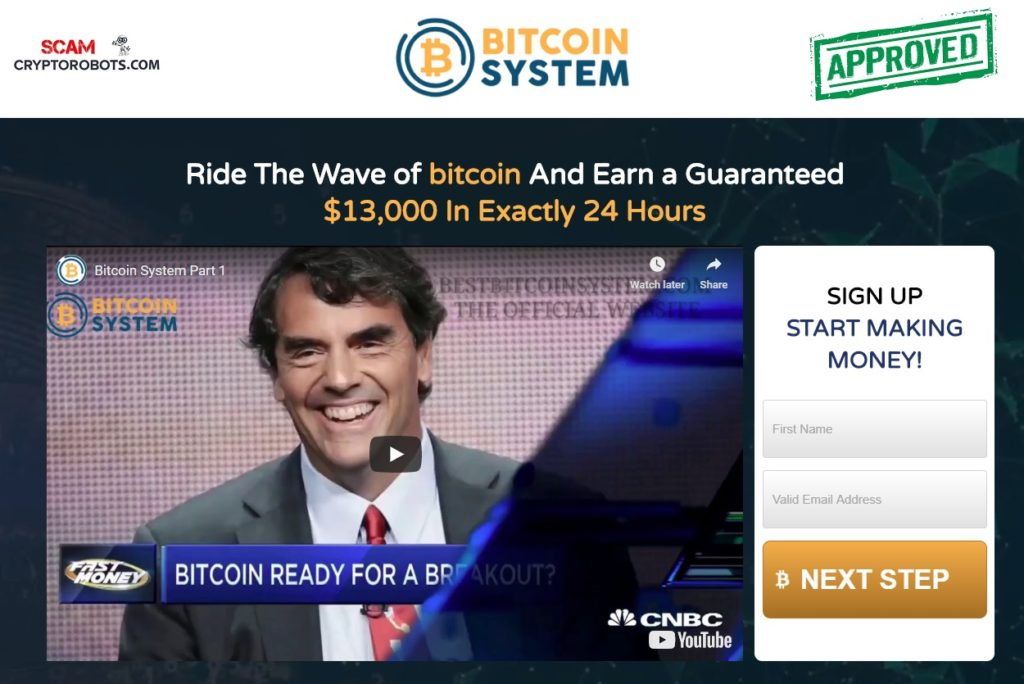 Bitcoin System Is it scam?