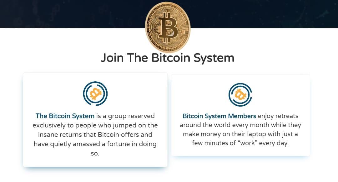 Bitcoin System Kaip registruotis? Kaip atidaryti sąskaitą?