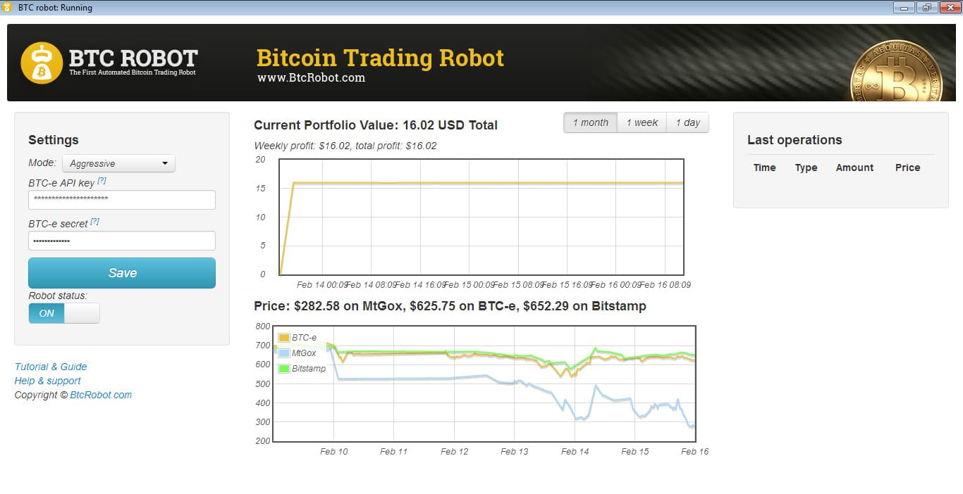 Bitcoin Trade Robot How to register? How to open an account?