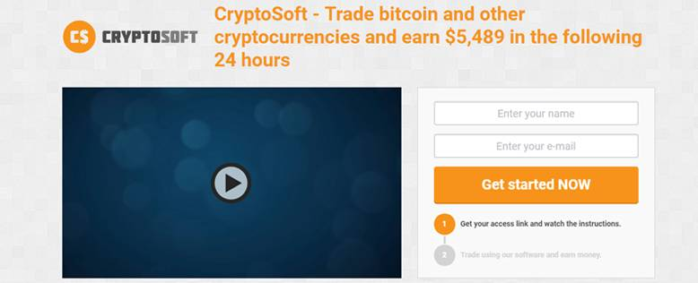 Cryptosoft Is it scam?