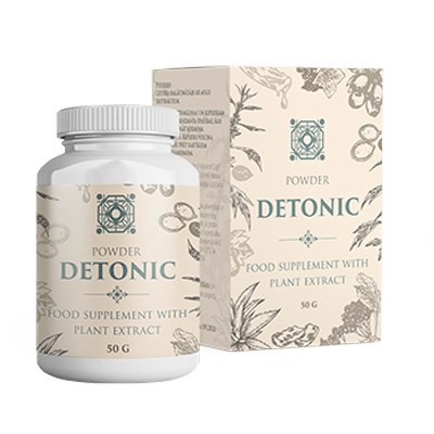 Detonic What is it? Indications