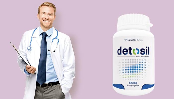 Detosil Struktur