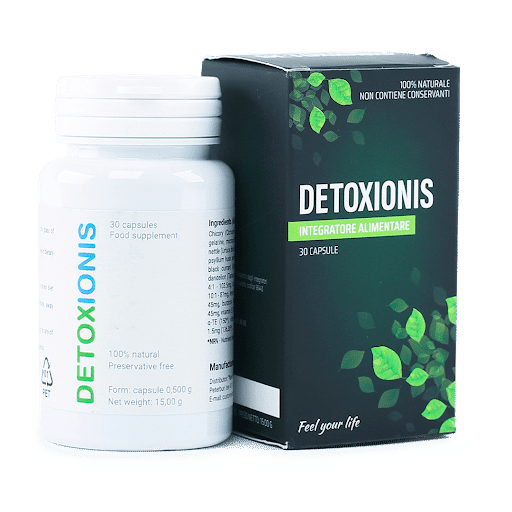 Detoxionis How to use?