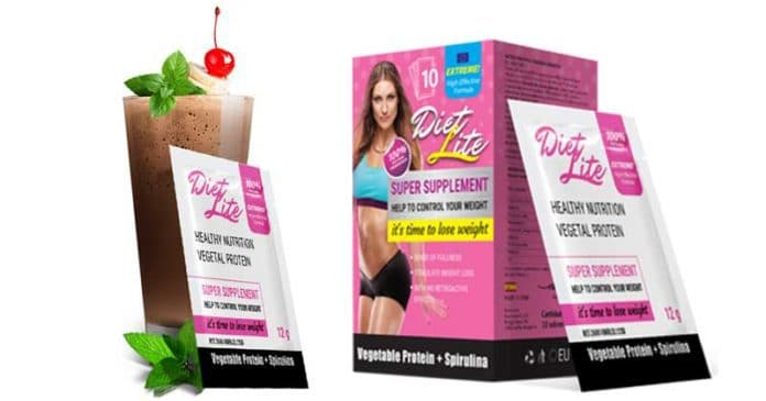 Diet Lite How to use?