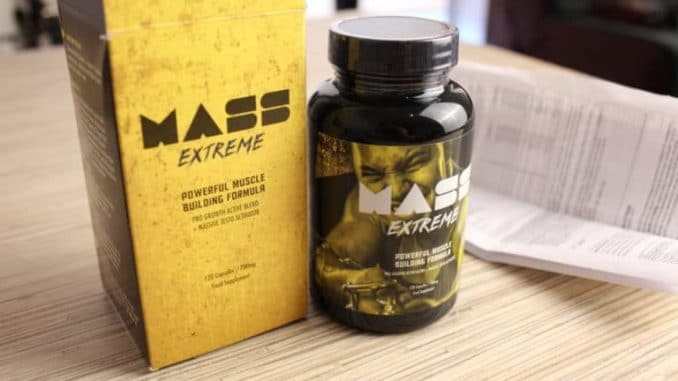 Mass Extreme Rakenne