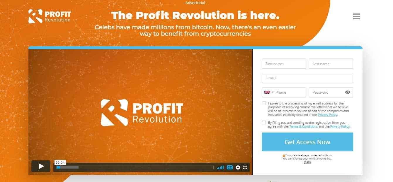 Profit Revolution Is it scam?