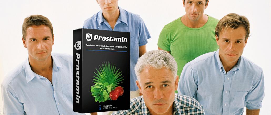 Prostamin Structure