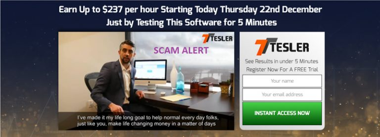 Tesler App Is it scam?