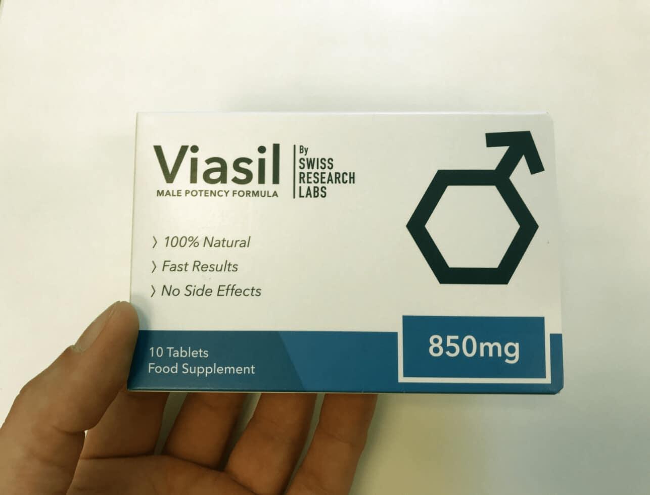 Viasil Kā izmantot?
