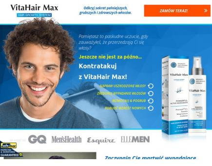 VitaHairMax How to use?