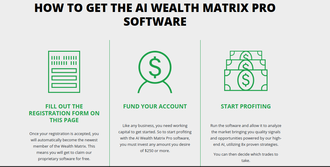 Wealth Matrix How to register? How to open an account?