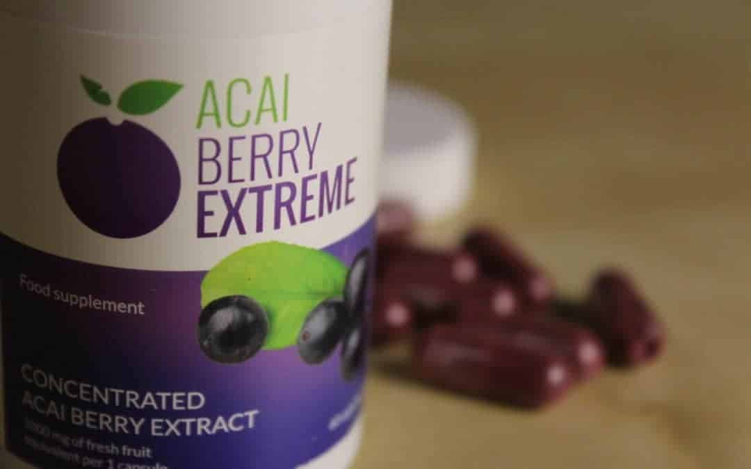 Acai Berry Extreme Co je to? Indikace