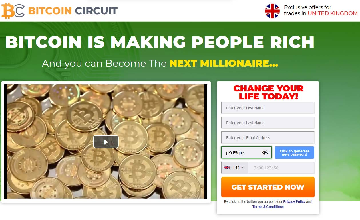Bitcoin Circuit Is it scam?