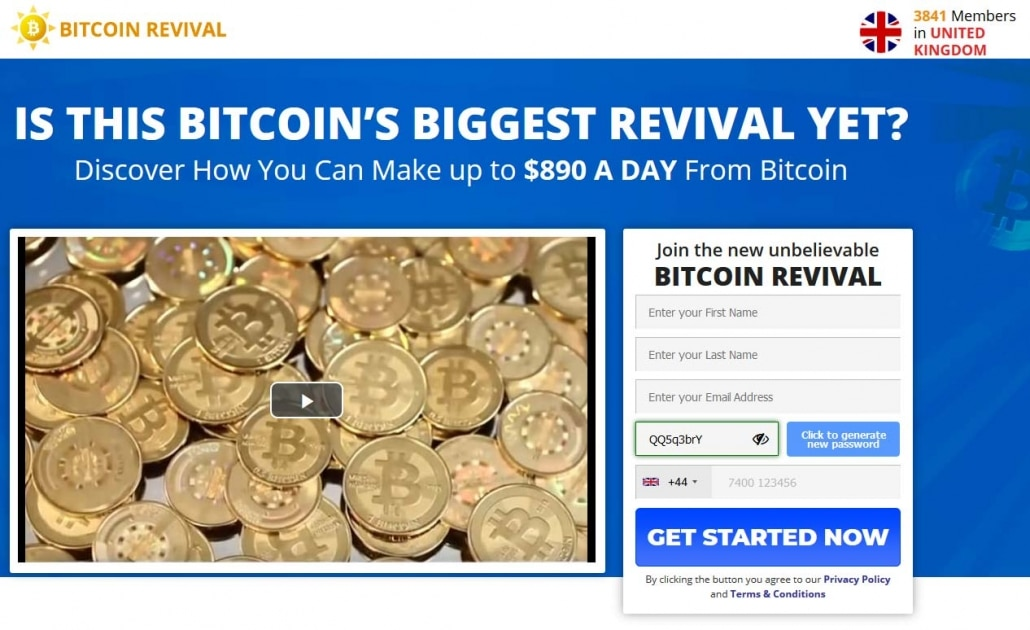Bitcoin Revival Is it scam?
