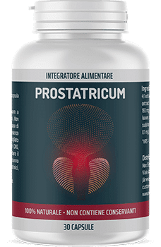 Prostatricum Co je to? Indikace