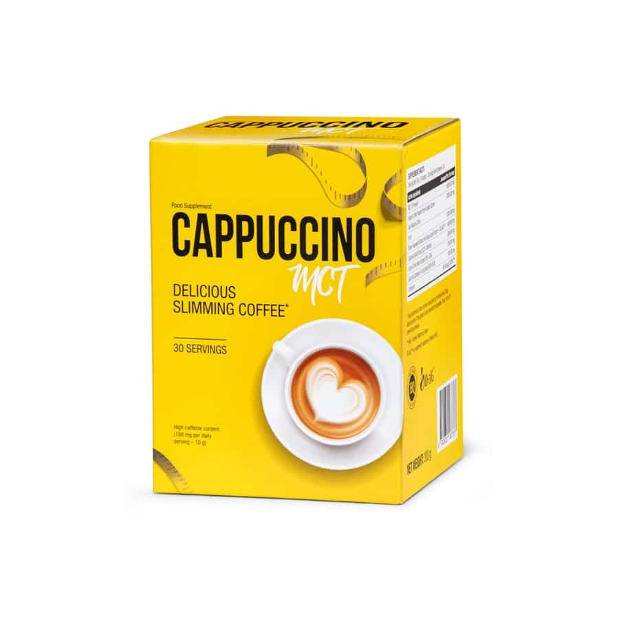 Cappuccino MCT What is it? Indications