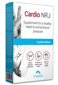 Cardio NRJ What is it? Indications