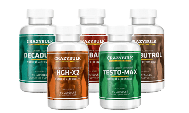 Crazy Bulk What is it? Indications