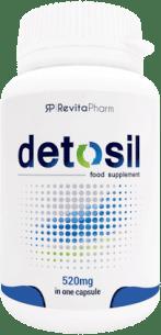 Detosil Τι είναι αυτό? Ενδείξεις