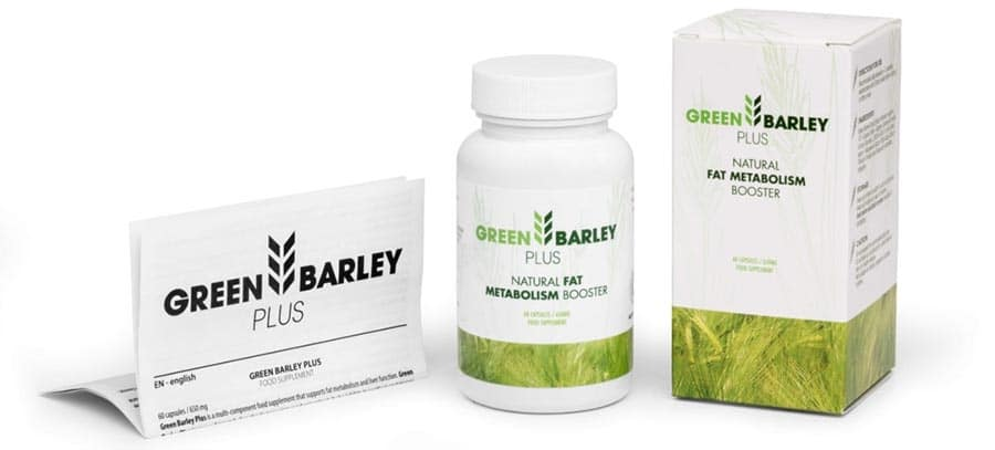 Green Barley Plus What is it? Indications