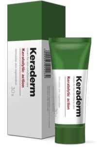 KeraDerm What is it? Indications