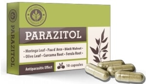 Parazitol What is it? Indications