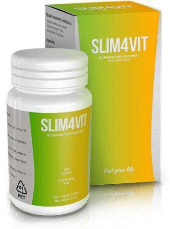 Slim4vit What is it? Indications