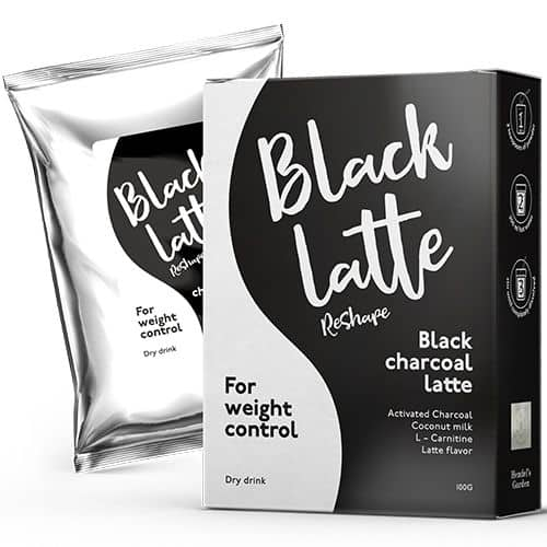 Black Latte What is it?