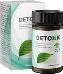 Detoxic What is it? Indications