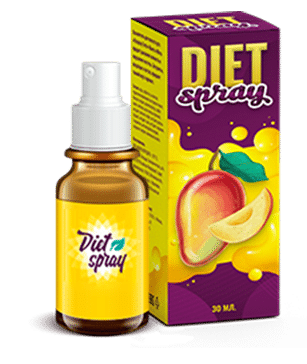 Diet Spray ¿Qué es? Indicaciones