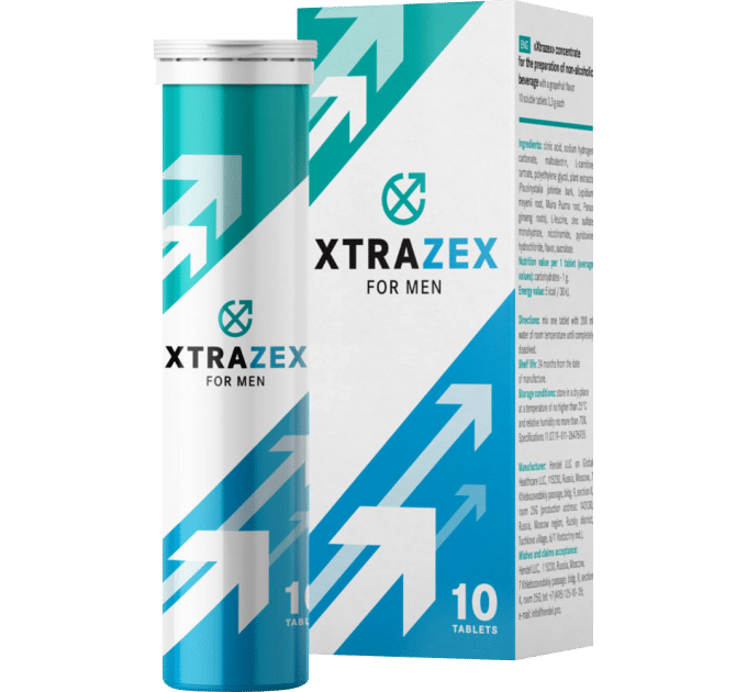 Xtrazex What is it? Indications