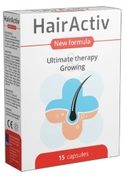 HairActiv What is it? Indications