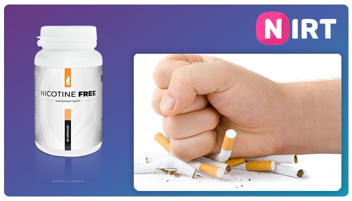 Nicotine Free Structure