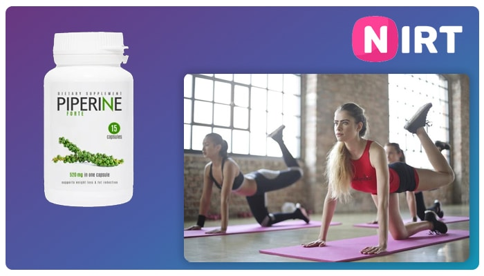 Piperine Forte Πώς να χρησιμοποιήσετε;