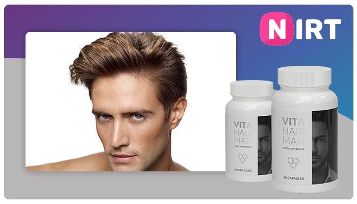 Vita Hair Man Szerkezet