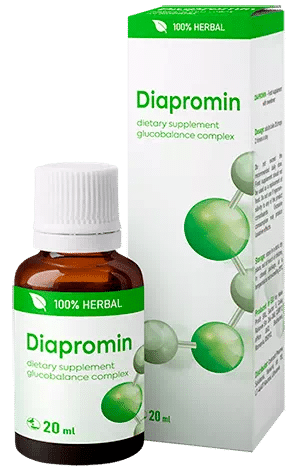 Diapromin What is it? Indications
