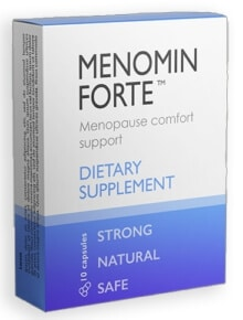 Menomin Forte What is it? Indications