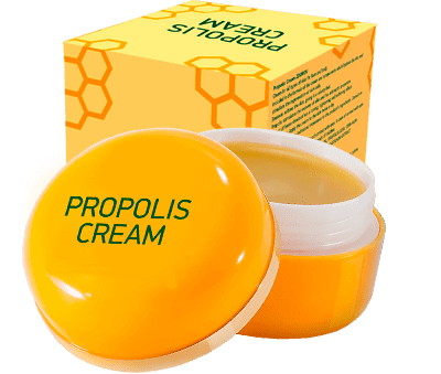 Propolis Cream What is it? Indications