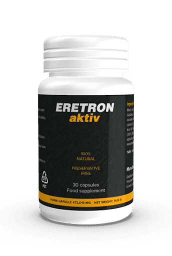 Eretron Aktiv What is it? Indications