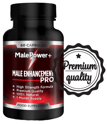 MalePower+ What is it? Indications