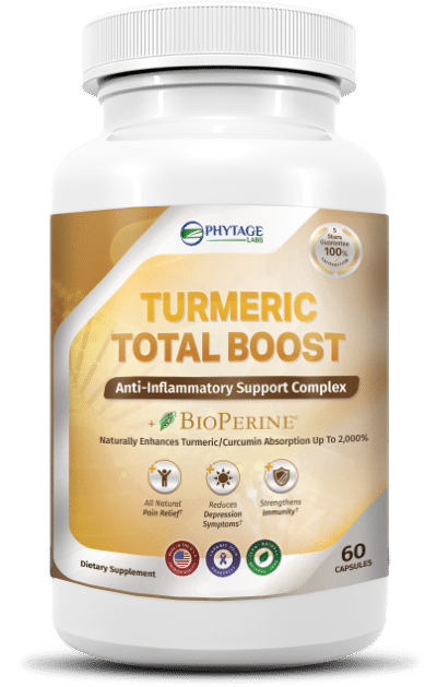 Turmeric Total Boost What is it? Indications