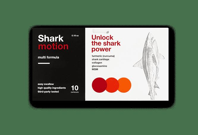 Shark Motion Qu'Est-ce que c'est? Les indications